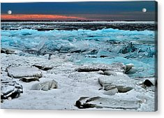 Ice Storm # 17 - Kingston - Canada Acrylic Print