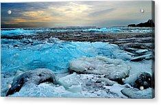Ice Storm 16 - Kingston - Canada Acrylic Print