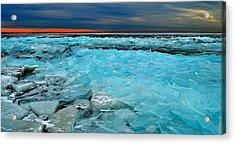 Ice Storm #5 - Kingston - Canada Acrylic Print