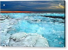 Ice Storm # 9 - Kingston - Canada Acrylic Print