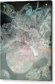 Ice World Acrylic Print