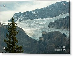 Icefields Parkway 1.6009 Acrylic Print by Stephen Parker