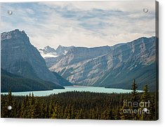 Icefields Parkway 2.0584 Acrylic Print by Stephen Parker