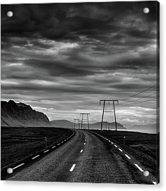 Iceland Impressions 05 Acrylic Print by George Digalakis