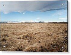 Iceland Landscape Acrylic Print