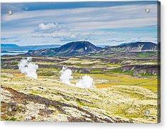 Iceland Outback Acrylic Print