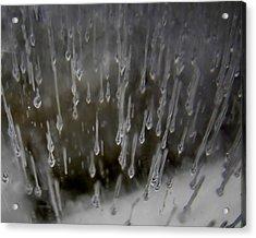 Icy Air Acrylic Print