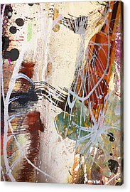 If Love Could Speak Acrylic Print by Empty Wall