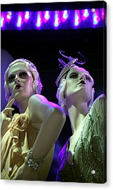If You Want To Maybe Acrylic Print by Jez C Self