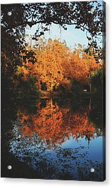 If You'd Just Stay Acrylic Print