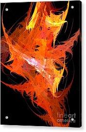 Ignite Acrylic Print