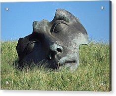 Igor Mitoraj Sculpture 1 Acrylic Print