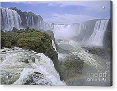Iguazu Falls 1 Acrylic Print