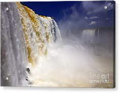 Iguazu Falls I Acrylic Print
