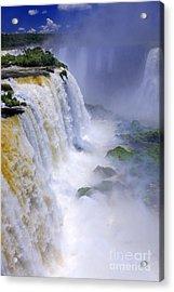 Iguazu Falls IIi Acrylic Print