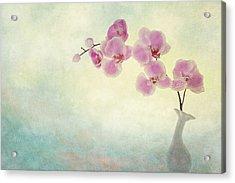 Ikebana Acrylic Print