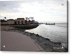 Il Fornaio Italian Restaurant In Coronado California 5d24370 Acrylic Print by Wingsdomain Art and Photography