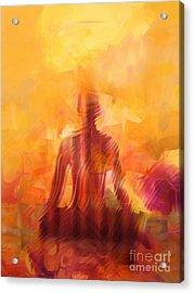 Illuminated Acrylic Print by Lutz Baar