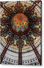 Illuminating Acrylic Print by Douglas J Fisher