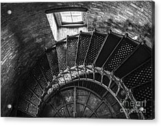 Illusions Acrylic Print by Amanda Sinco