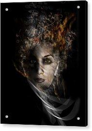 Illusory Acrylic Print