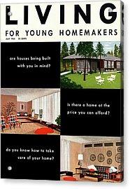 Illustrations By Richard E Howard Acrylic Print by Richard E. Howard