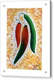 I'm A Pepper Acrylic Print