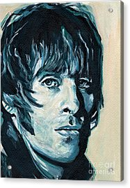 Liam Gallagher Acrylic Print