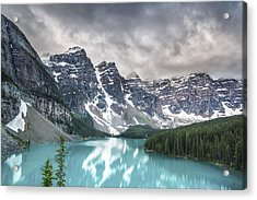 Imaginary Waters Acrylic Print by Jon Glaser