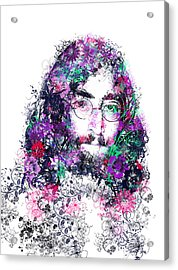 Imagine 2 Acrylic Print