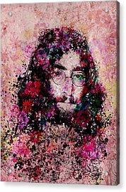 Imagine 3 Acrylic Print by Bekim Art