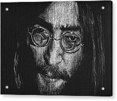Imagine - John Lennon Acrylic Print