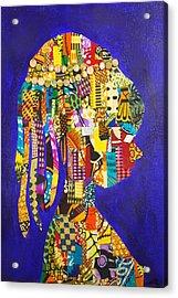 Imani Acrylic Print