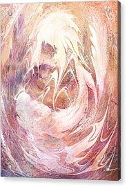 Immanuel Acrylic Print by Rachel Christine Nowicki