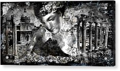 Immortality..... Acrylic Print by Anastasios Aretos