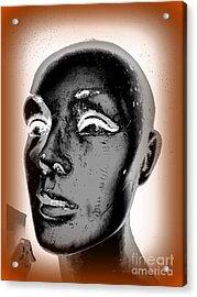 Imperfect Beauty Acrylic Print by Ed Weidman