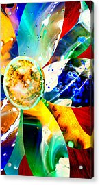 Imperfection V Acrylic Print