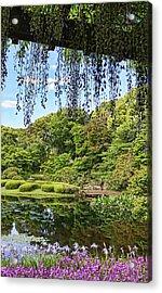 Imperial Gardens Acrylic Print