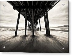 Acrylic Print featuring the photograph Imperial by Ryan Weddle