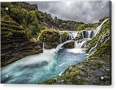 Impossible Acrylic Print by Jon Glaser