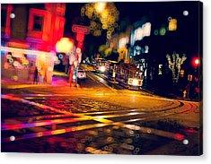 Urban Impressions 2 Acrylic Print