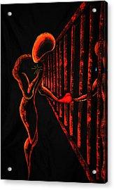 Imprisoned Love Acrylic Print