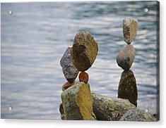 In Balance  Acrylic Print