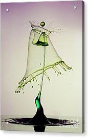 In Green Acrylic Print