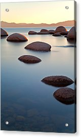 In Line Acrylic Print
