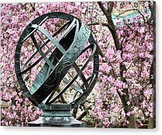 In Magnolia Plaza Acrylic Print by JC Findley