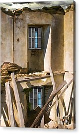 In Need Of Repair Acrylic Print by Liane Wright