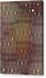 In Portals Of Dreams Acrylic Print by Jeff Swan
