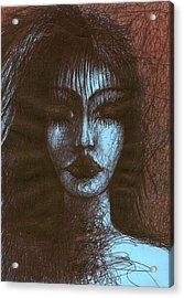 In Quiet Acrylic Print by Wojtek Kowalski