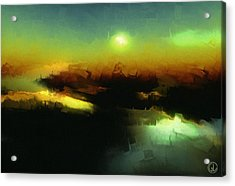 In The Afternoon Sun Acrylic Print by Gun Legler